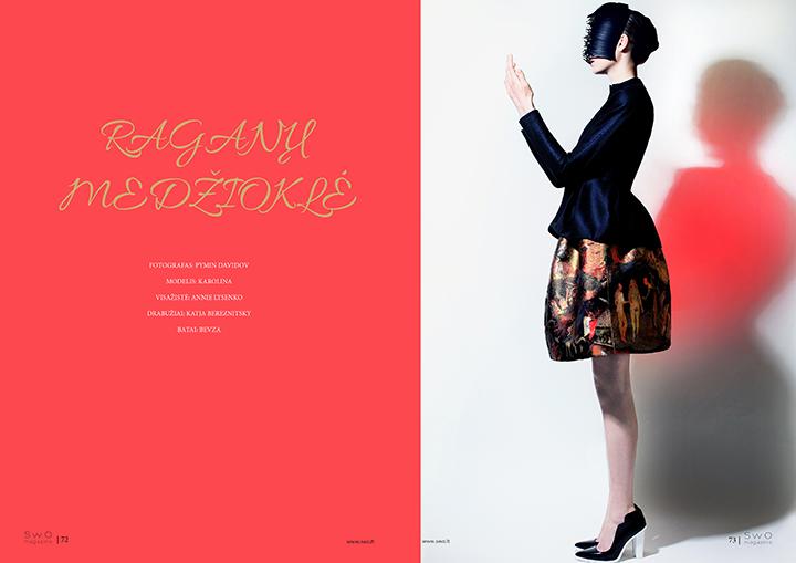 Raganų medžioklė | SwO magazine Nr. 5