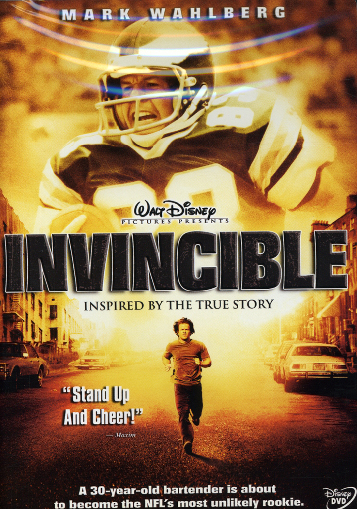Invincible / Neįveikiamieji