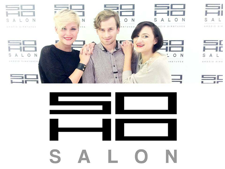 """Soho salon"" komanda."