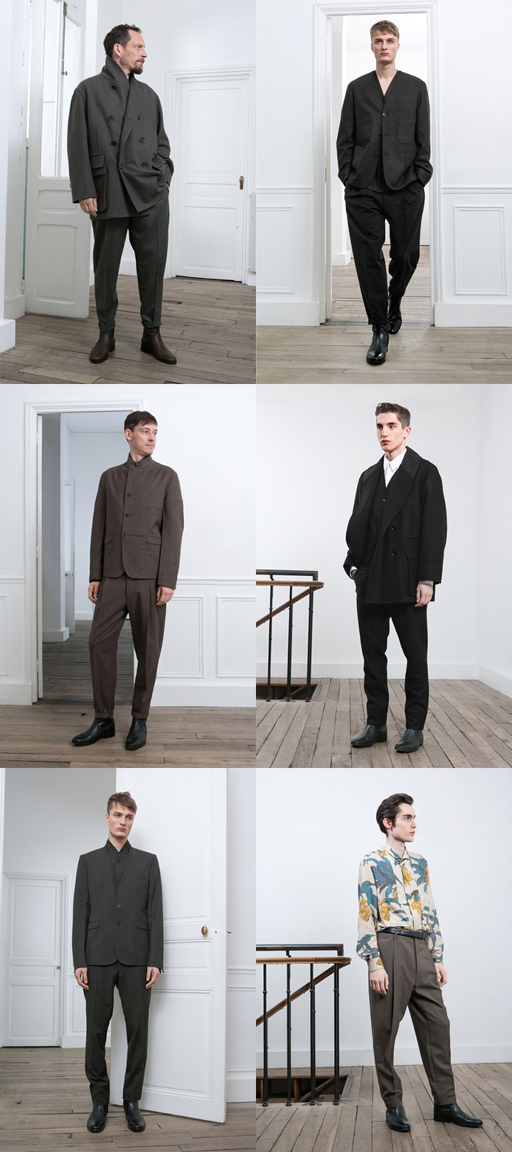 Christophe Lemaire FW 13/14