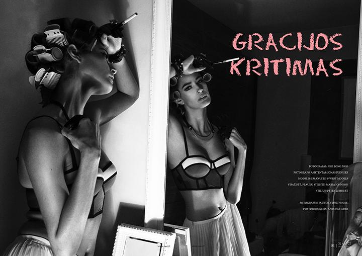 Gracijos kritimas | SwO magazine Nr. 5