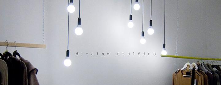 Dizaino stalčius