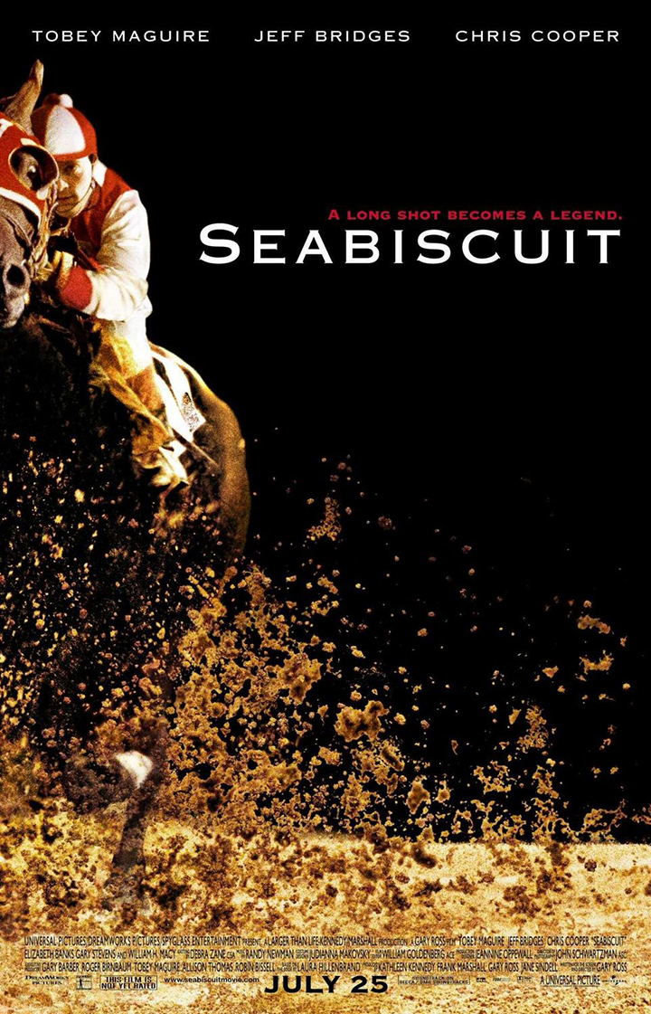 Seabiscuit / Favoritas