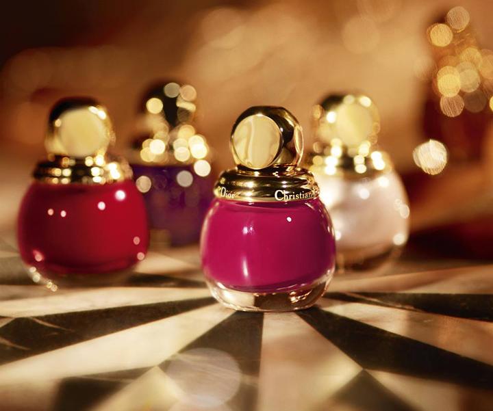 Christian Dior šventinis makiažas