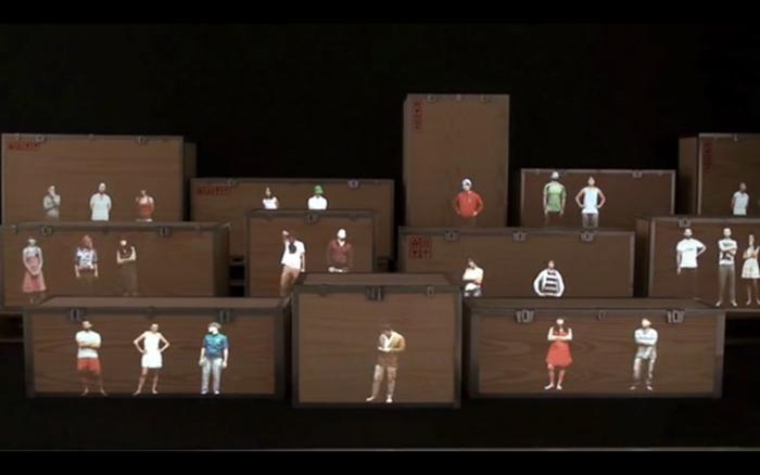 Bego Santiago - littleboxes