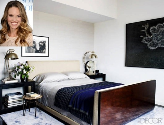 Hilary Swank miegamasis