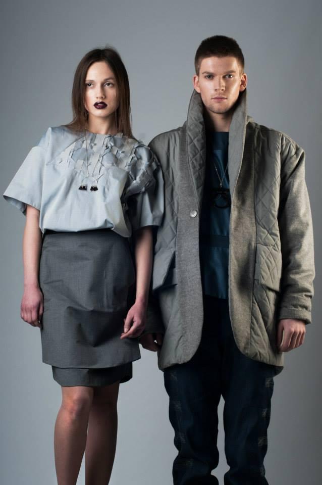 Agnė Alaburdaitė fashion design