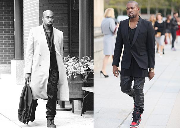 Kanye West stilius