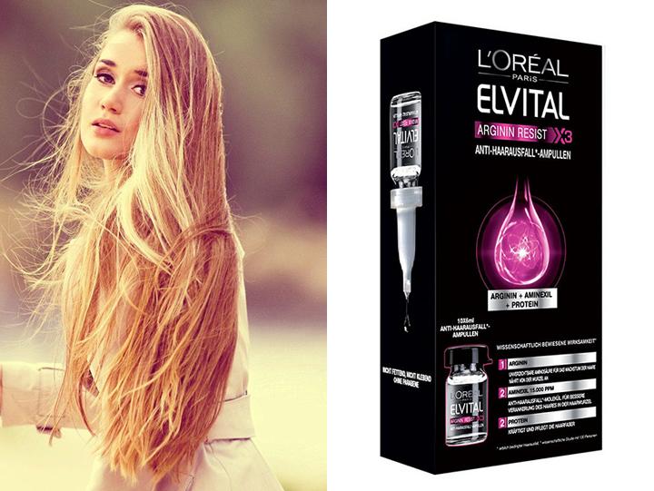 """L'Oreal Elvital Arginine Resist X3 Cure"""""""