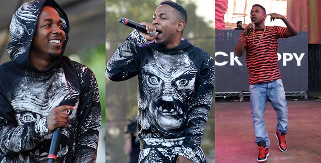Kendrick Lamar stilius