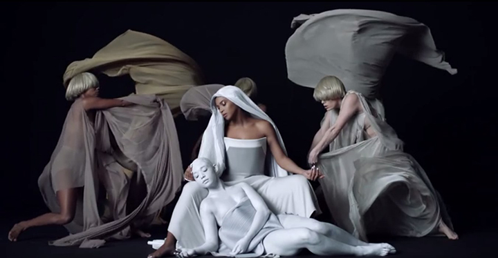 Beyonce albumo pristatymas