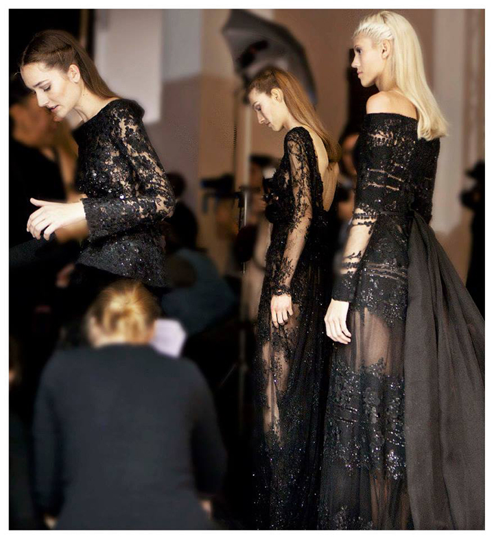 Dowtown Party Network ir... Elie Saab