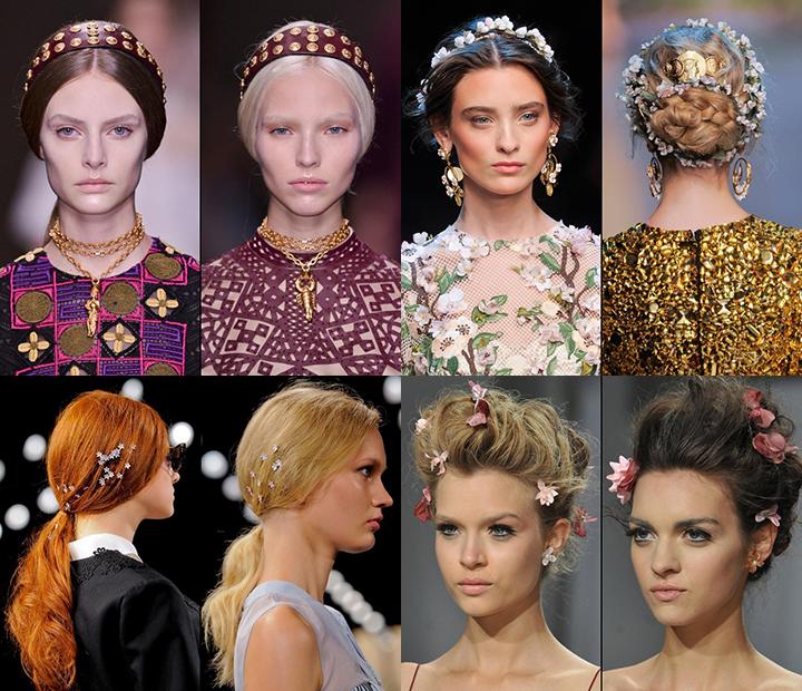 Plaukų papuošimai
