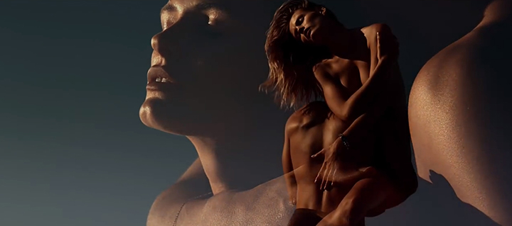 Los Andželas, Calvin Klein ir Edita