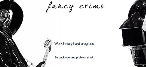 Fancy Crime