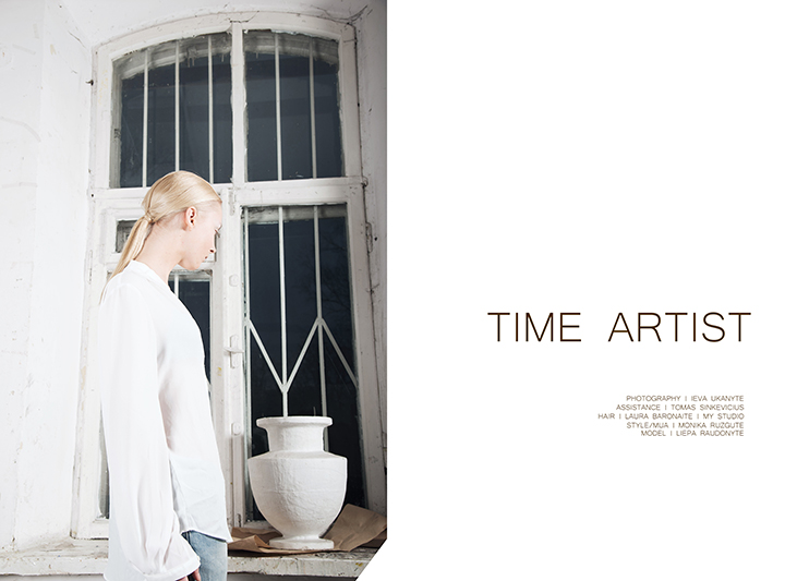 Time artist for SwO