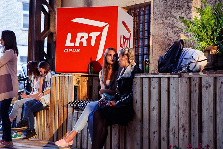 LRT Opus terasa - Loftas
