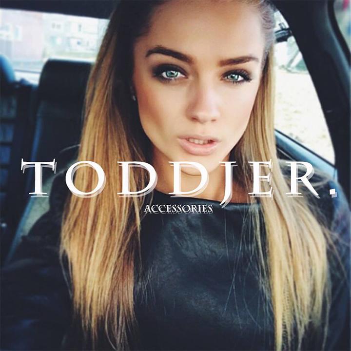 """Aksesuarų ženklas """"Toddjer"""""""