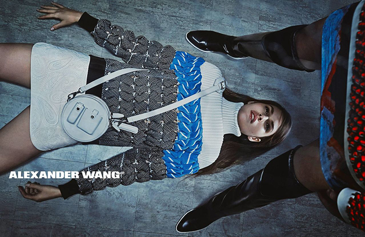 Alexander Wang kampanija