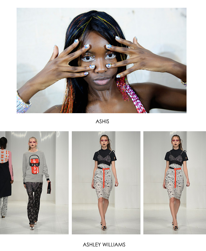 Ashish ir Ashley Williams