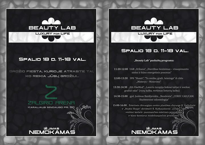 "Spalio 18 – ""What's Next"" konferencija ir afterpartis Lotfe, ""Beauty Lab"" Kaune"