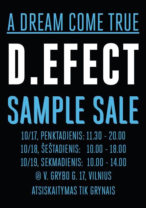 D.EFECT