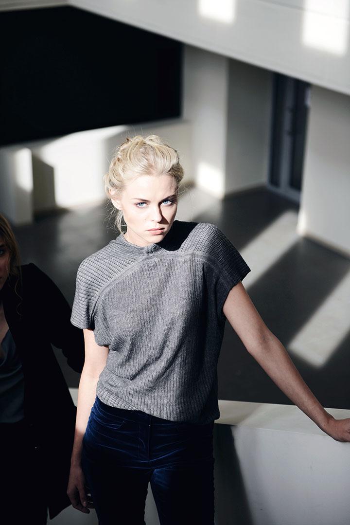SQUARE ir Julia Janus – įkvėptos supermodelių eros
