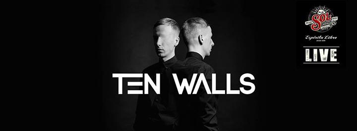 """""""Ten Walls"""" koncertas"""