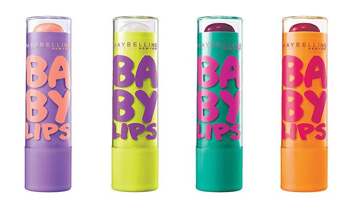 Baby lips balzamai