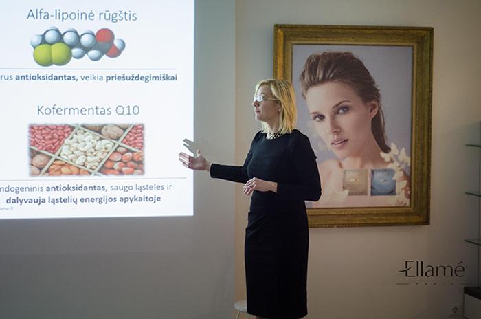 Gydytoja dermatologė Indrė Šaferienė