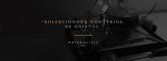 Matérialiste
