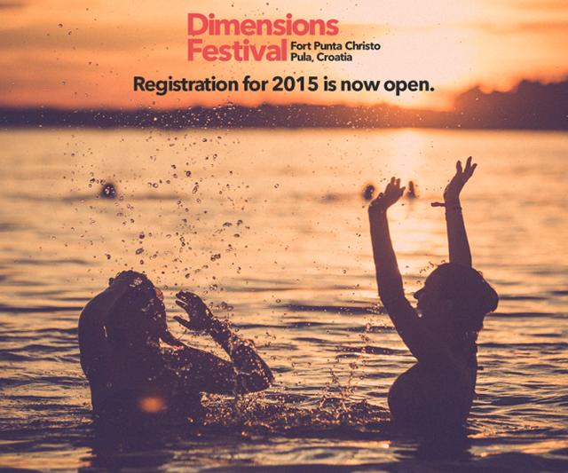 """Dimensions launch party"" Lietuvoje"