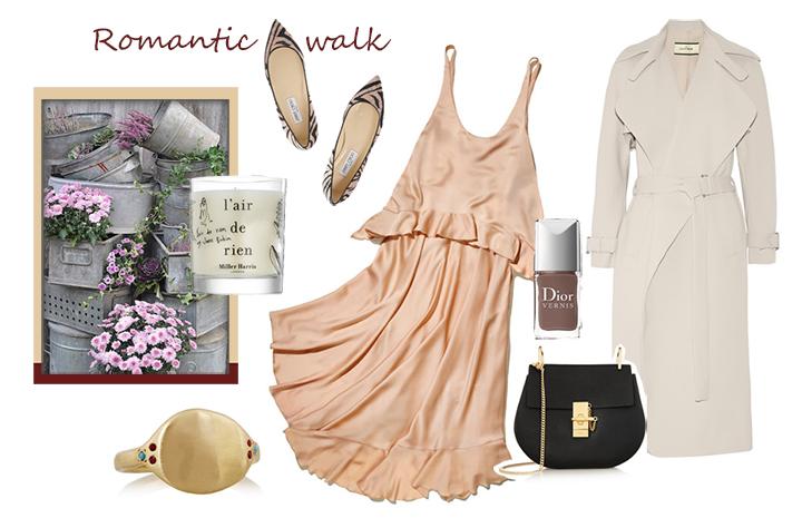 Romantiškas pasivaikščiojimas
