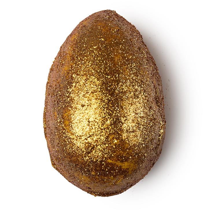 Auksinis kiaušinis – tirpstanti vonios bomba