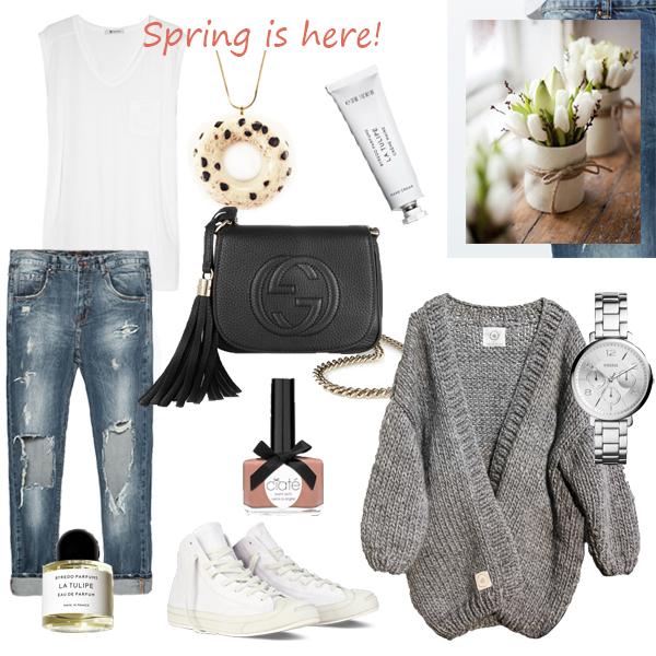 Pavasaris jau čia