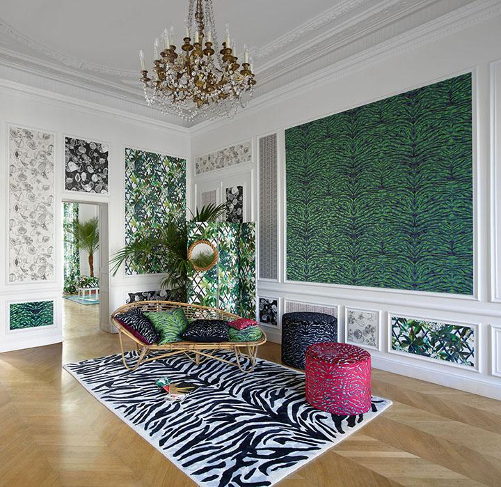 "Lietuvoje – Christian Lacroix namų kolekcija ""Nouveaux Mondes"""
