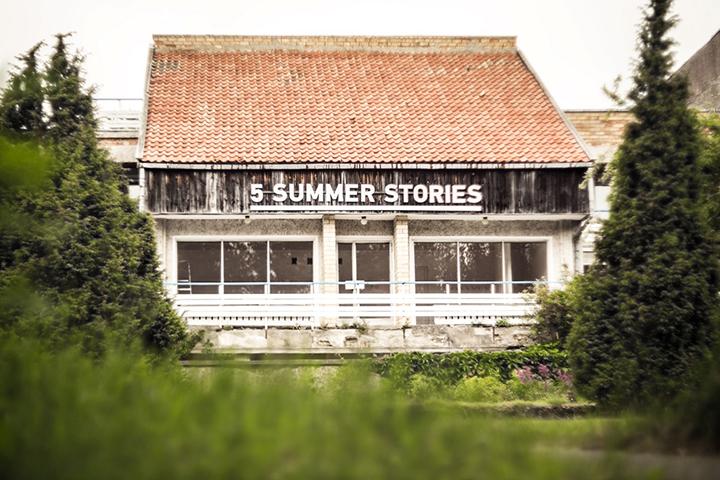 Penkios vasaros istorijos