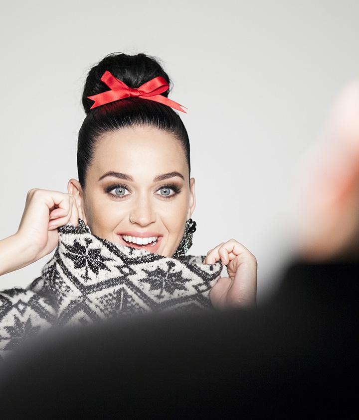 """Dar vienas ryškus """"H&M"""" veidas – Katy Perry"""