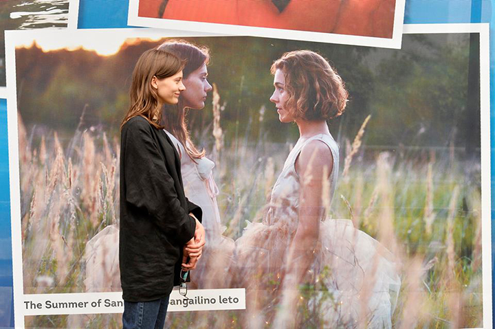 Julija Steponaitytė Art Film Fest festivalyje Slovakijoje
