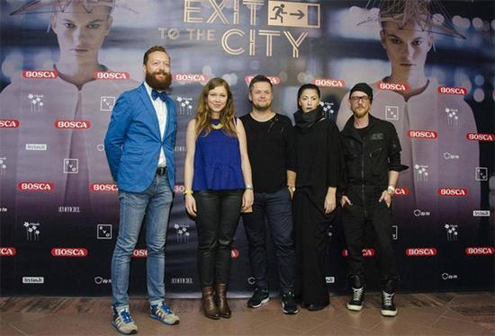 """""""Exit to the city"""" renginyje triumfavo kūrybiškumas"""