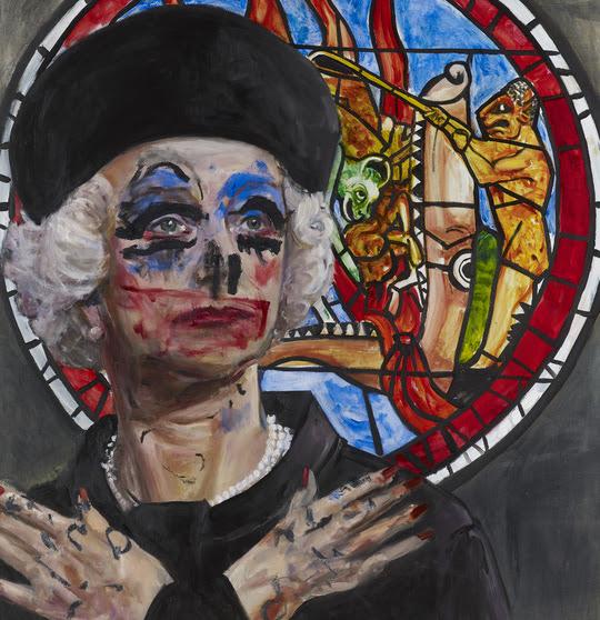 Nauja tapyba iš Jungtinės Karalystės