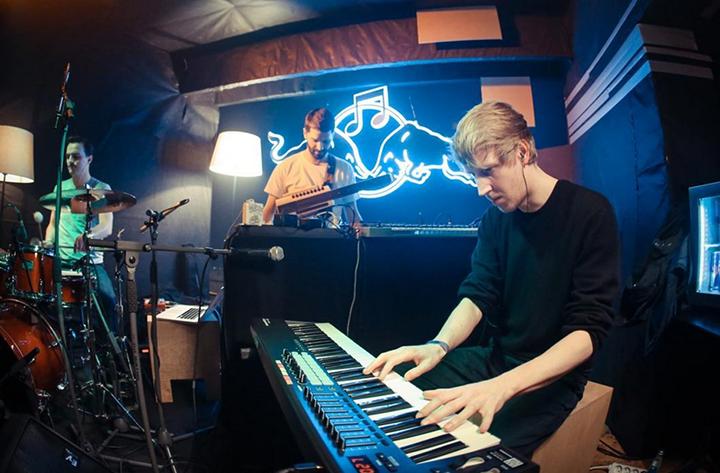 """galimybė išvykti į """"Red Bull Music Academy"""" Monrealyje"""