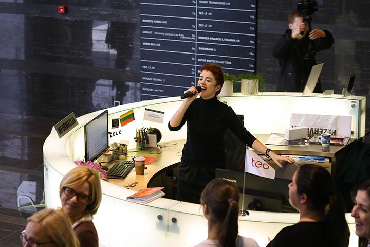 Leading Me Home eurovizijos daina