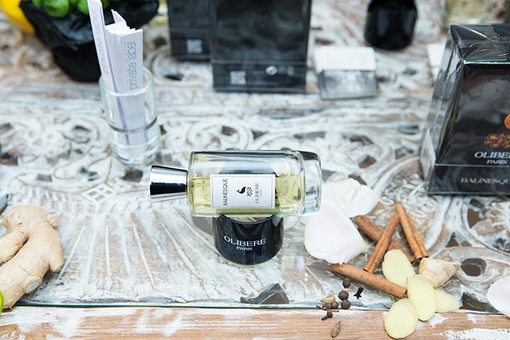 "Bali dvasia ""Olibere Parfums"" aromatuose"