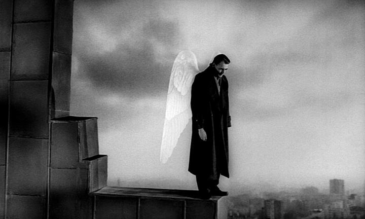 """Poetiškas """"Dangus virš Berlyno"""""""