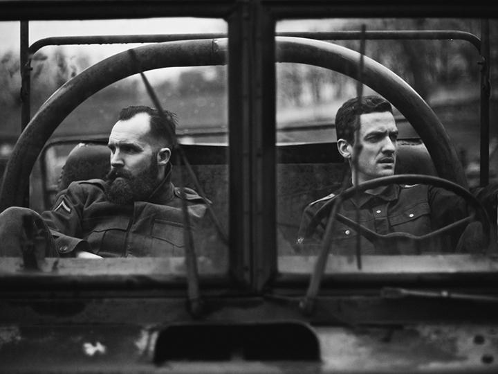 Marius Bieliauskas ir Giedrius Paulauskas