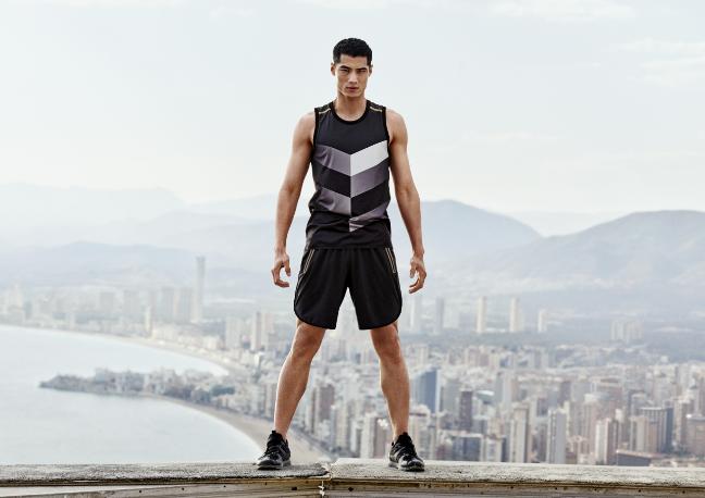 H&M sportiniai drabužiai - SwO magazine