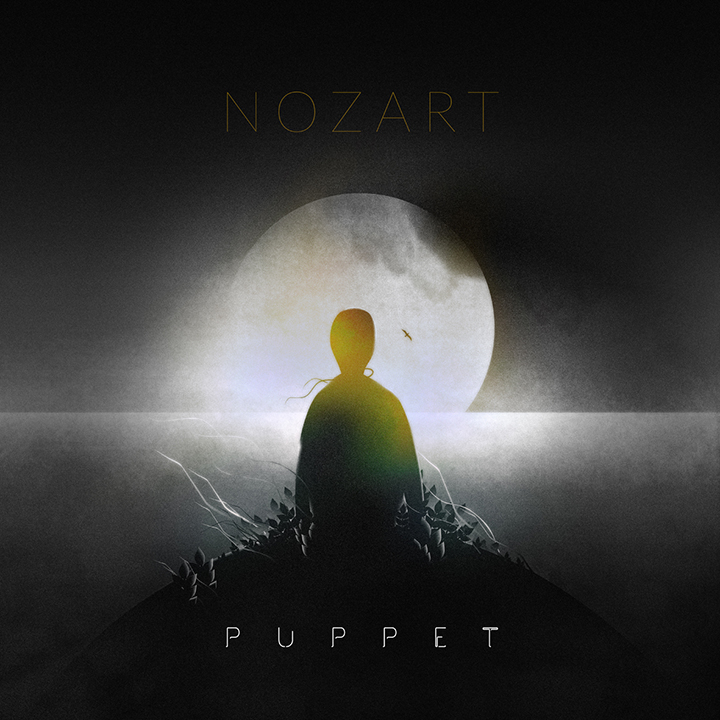 "Iliustracija Nozart ""Puppet"" albumo viršelis"