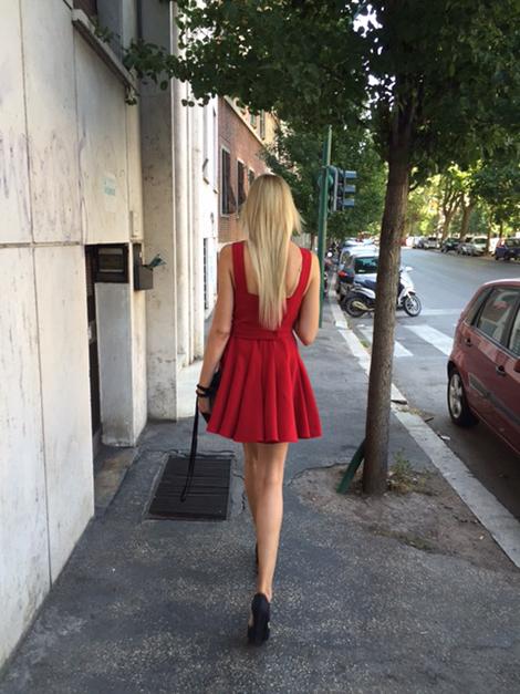 OOTD - SwO Romos mados savaitėje