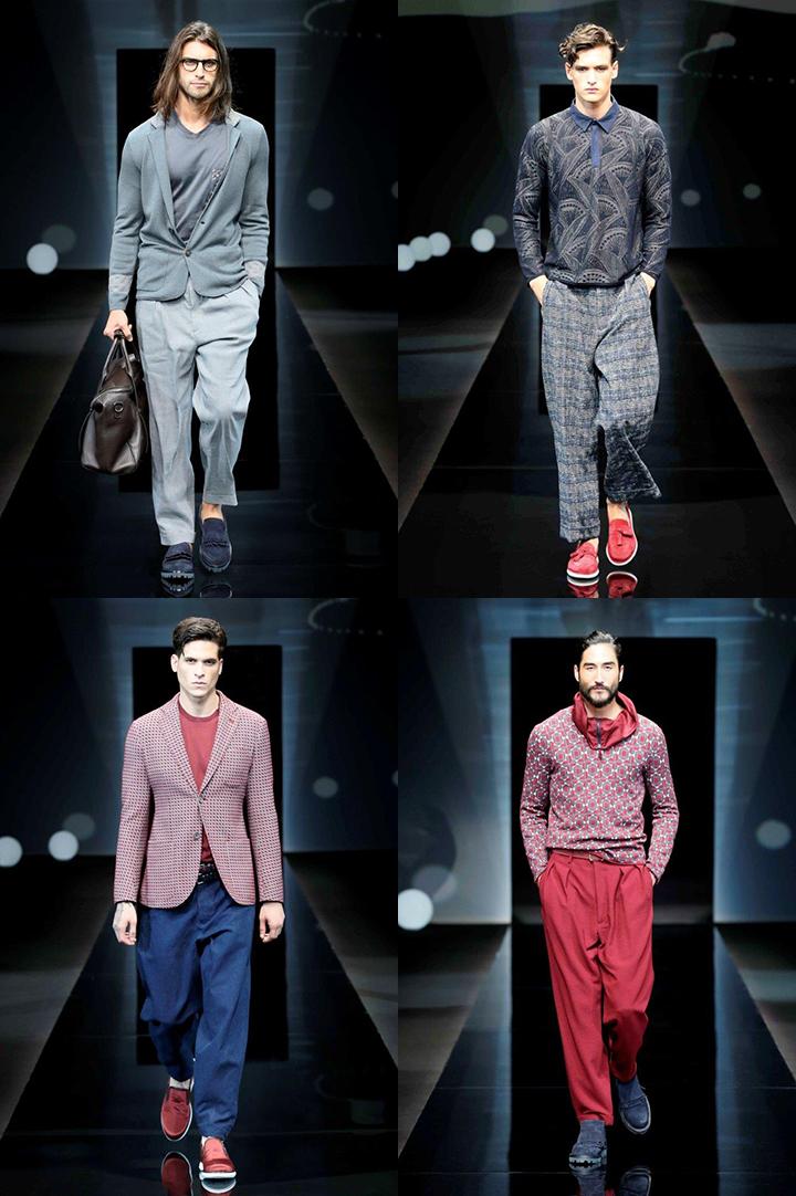 Giorgio Armani Menswear SS17